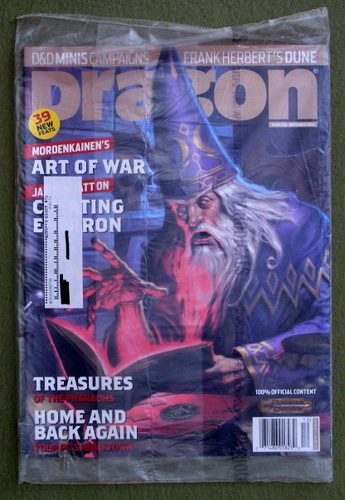 Dragon Magazine, Issue 325