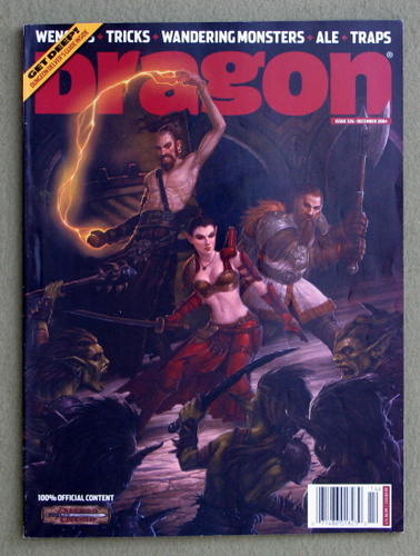 Dragon Magazine, Issue 326