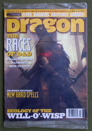 Dragon Magazine, Issue 328