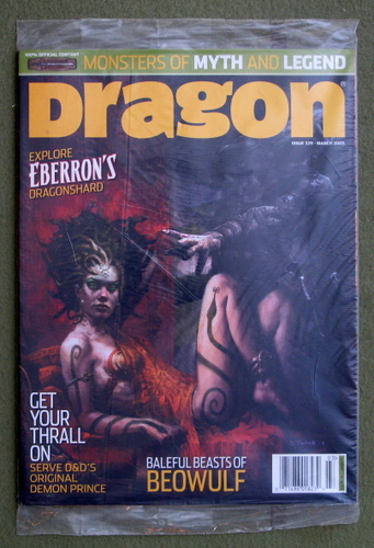 Dragon Magazine, Issue 329