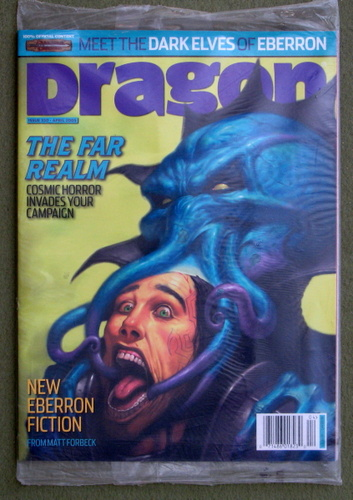 Dragon Magazine, Issue 330
