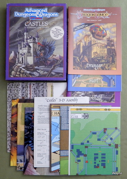 Castles (Advanced Dungeons and Dragons)