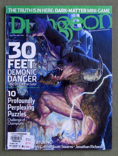 Dungeon Magazine, Issue 108
