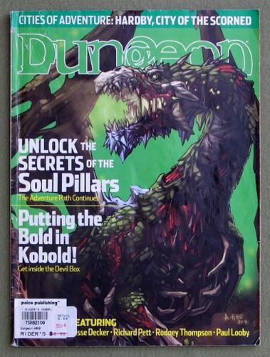 Dungeon Magazine, Issue 109
