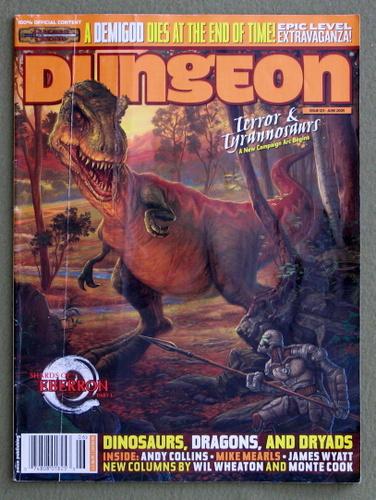 Dungeon Magazine, Issue 123