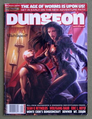 Dungeon Magazine, Issue 126