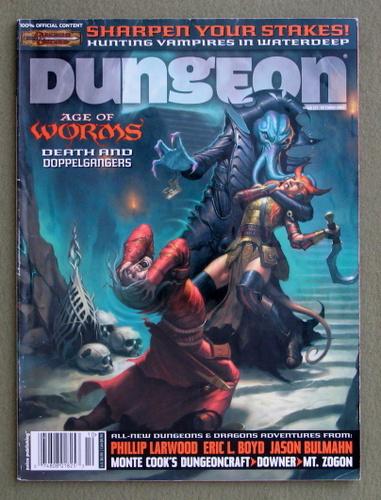 Dungeon Magazine, Issue 127