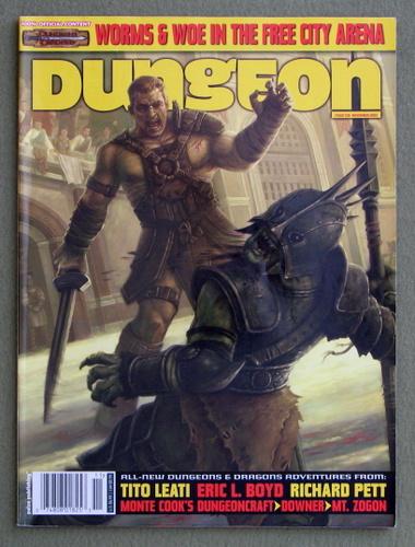 Dungeon Magazine, Issue 128