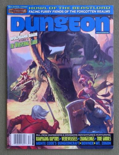 Dungeon Magazine, Issue 129