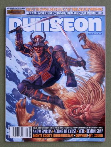 Dungeon Magazine, Issue 130
