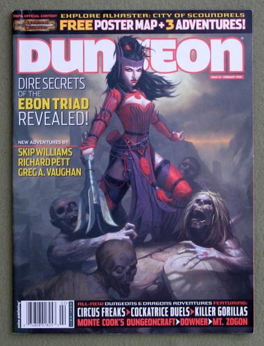 Dungeon Magazine, Issue 131 - NO POSTER