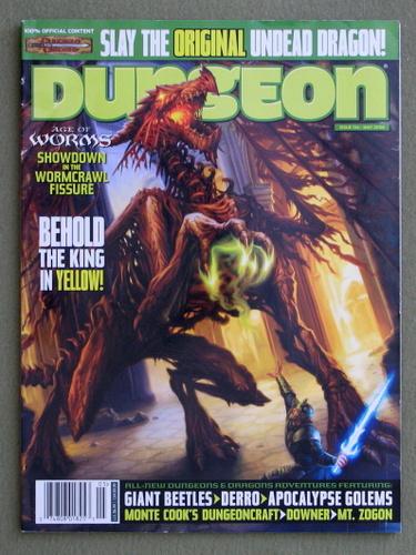 Dungeon Magazine, Issue 134