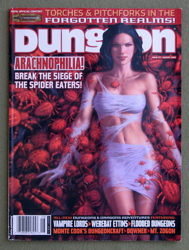 Dungeon Magazine, Issue 137