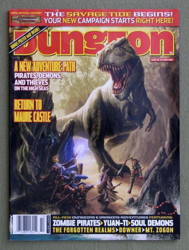 Dungeon Magazine, Issue 139 - NO POSTER