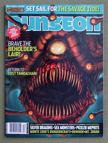 Dungeon Magazine, Issue 141 - NO POSTER