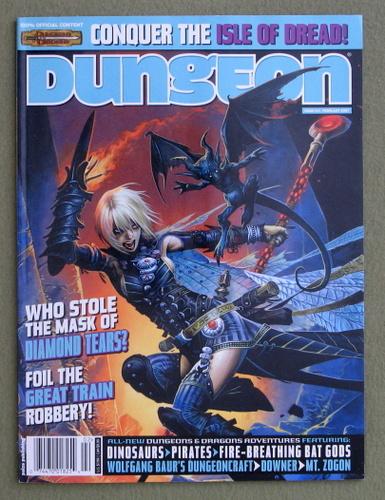 Dungeon Magazine, Issue 143