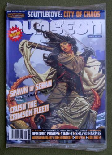Dungeon Magazine, Issue 146