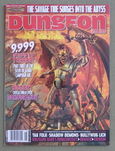 Dungeon Magazine, Issue 147