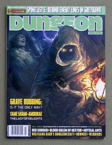 Dungeon Magazine, Issue 148