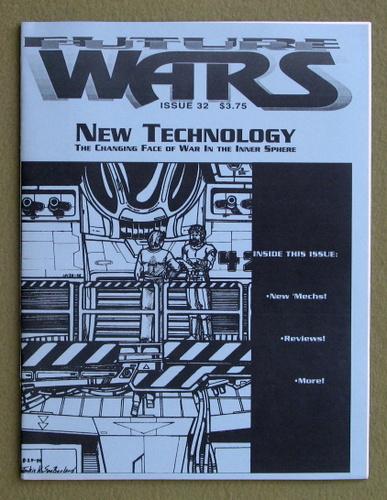 Future Wars Magazine, Issue 32 (Battletech)