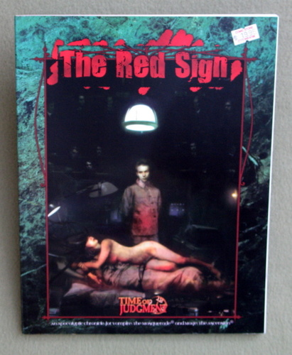 The Red Sign (Vampire: the Masquerade and Mage: the Ascension)