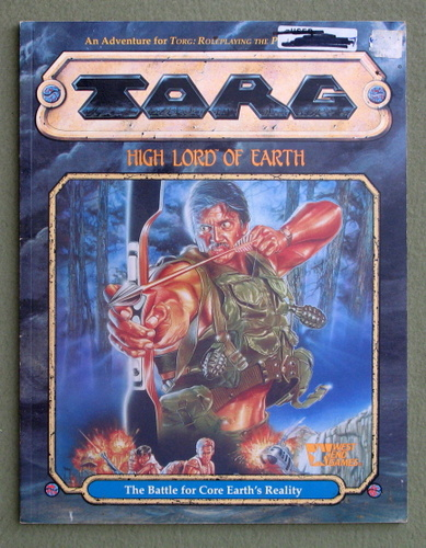 High Lord of Earth (TORG Roleplaying Game), Greg Farshtey & Paul Murphy