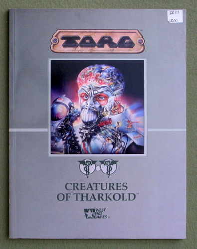 Creatures of Tharkold (TORG Roleplaying Game)