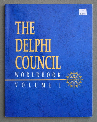 The Delphi Council: Worldbook Volume I (TORG Roleplaying Game Supplement), Robert Maxwell & Bill Smith