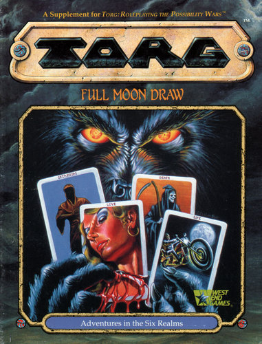 Full Moon Draw (TORG Roleplaying Game)