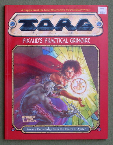 Pixaud's Practical Grimoire (TORG)
