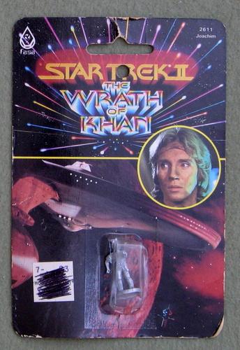 Joachim: Metal Miniature (Star Trek II: The Wrath of Khan)