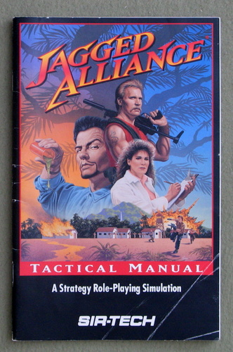 Jagged Alliance: Tactical Manual