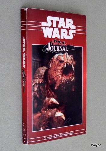 Star Wars Adventure Journal: Number 2, Timothy Zahn & Michael Stackpole