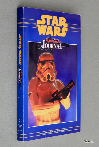 Star Wars Adventure Journal, Number 3