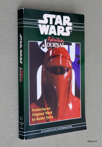 Star Wars Adventure Journal, Number 4