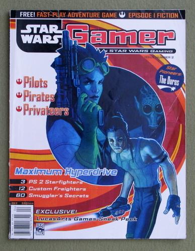 Star Wars Gamer #2