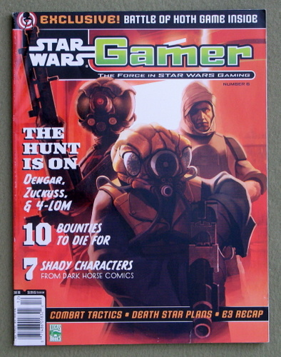 Star Wars Gamer #6