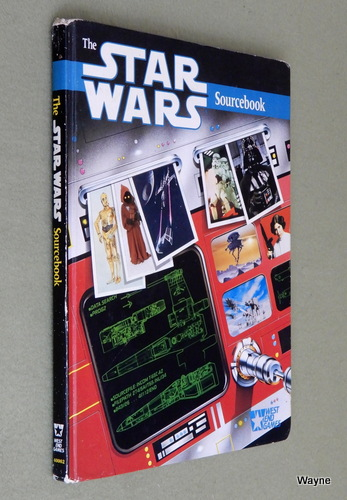 Star Wars Sourcebook, Curtis Smith & Bill Slavicsek