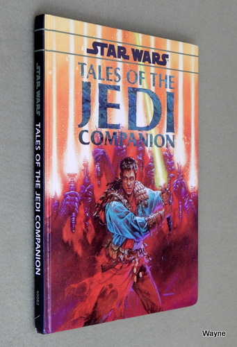 Tales of the Jedi Companion (Star Wars RPG), George Strayton