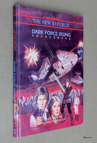 Dark Force Rising (Star Wars: The New Republic), Bill Slavicsek