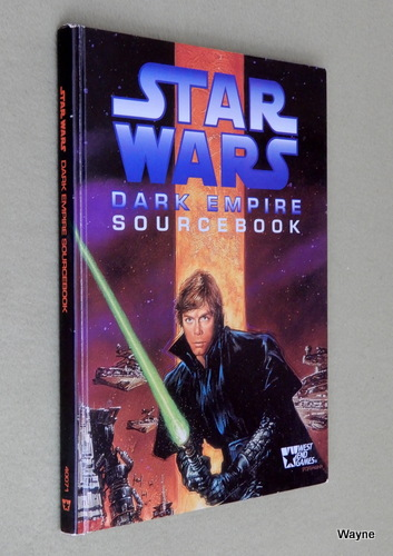 Dark Empire Sourcebook (Star Wars RPG), Michael Allen Horne