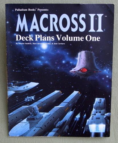 Macross II: Spacecraft Deck Plans, Volume One