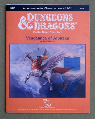 Vengeance of Alphaks (Dungeons and Dragons Module M2), Skip Williams