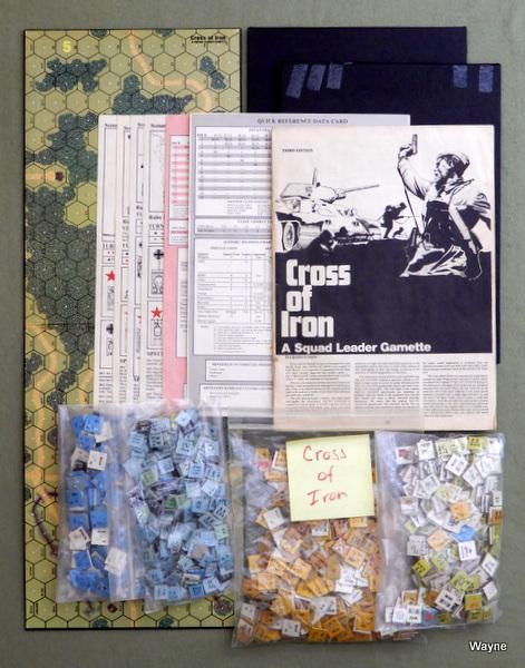 Cross of Iron (Squad Leader) [NO BOX]