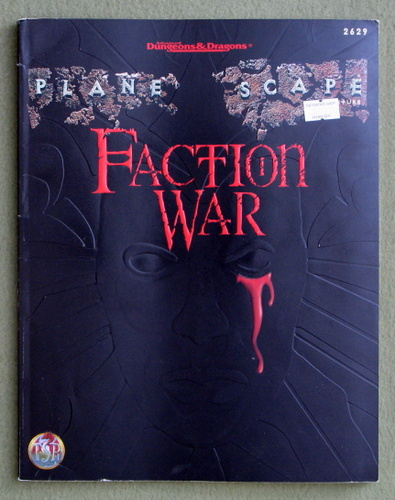 Faction War (Advanced Dungeons & Dragons: Planescape Adventure), Monte Cook & Ray Vallese