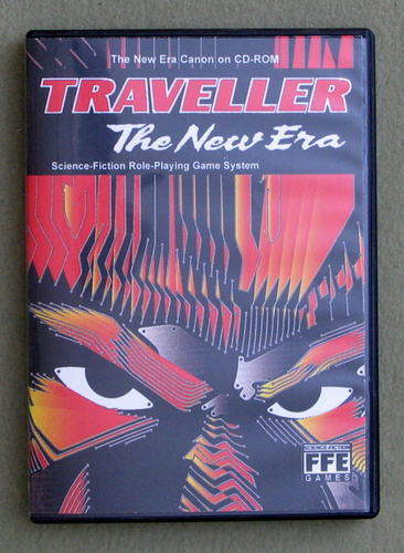 Traveller - The New Era: The Canon on CD-ROM, Marc Miller