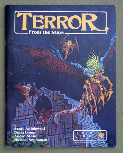 Terror From the Stars (Call of Cthulhu)