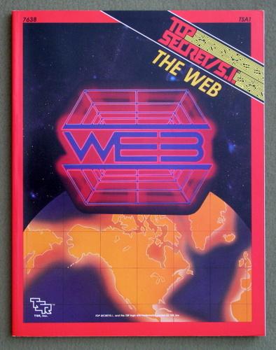 The Web (Top Secret/S.I. Accessory TSA1)