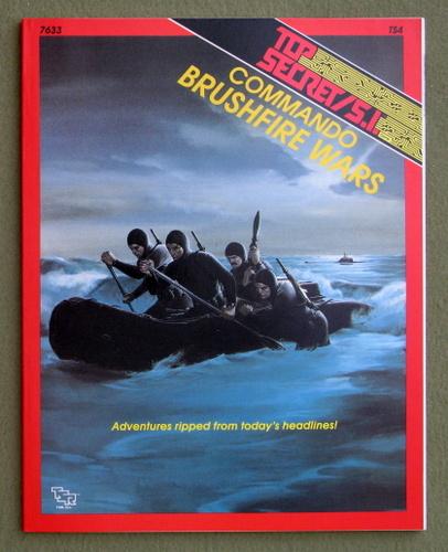 Commando: Brushfire Wars (Top Secret/SI Accessory TS4)