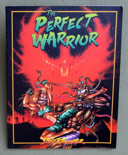 Perfect Warrior (Street Fighter), John Robey